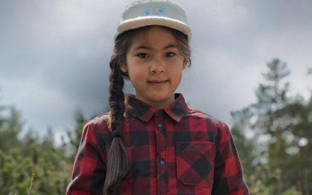 Enfants Polaire Sherpa – chaudement douillette