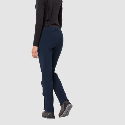 ZENON SOFTSHELL PANTS WOMEN