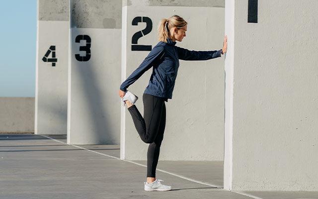 Dames Outdoor fitness