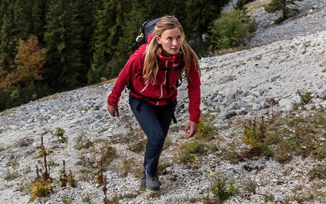 Uitrusting Bergsport