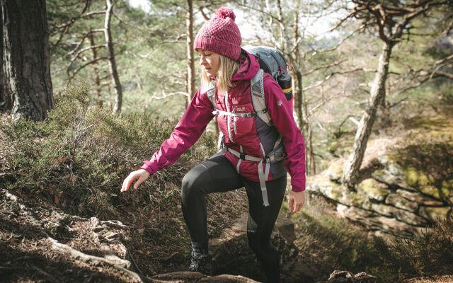 Dames Infinite Hike – bergwandelen