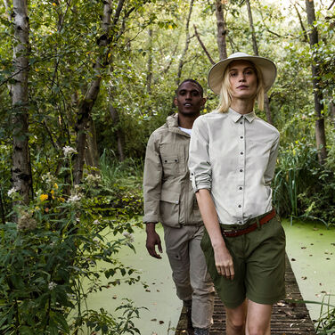 SAFARI OUTFIT WOMEN